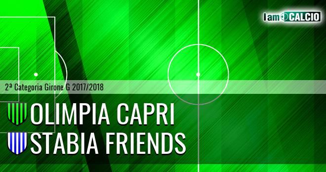 Olimpia Capri - Stabia friends