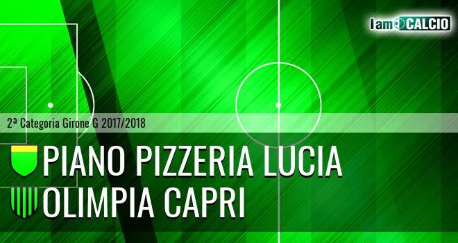 Piano Pizzeria Lucia - Olimpia Capri