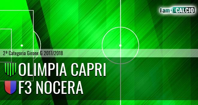 Olimpia Capri - F3 Nocera