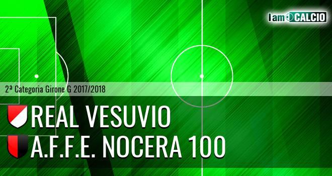 Real Vesuvio - A.F.F.E. Nocera 100