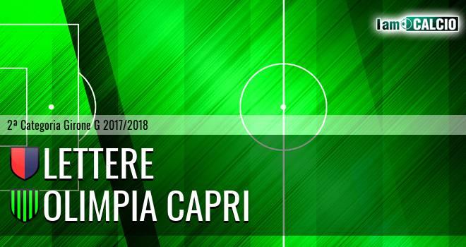 Lettere - Olimpia Capri
