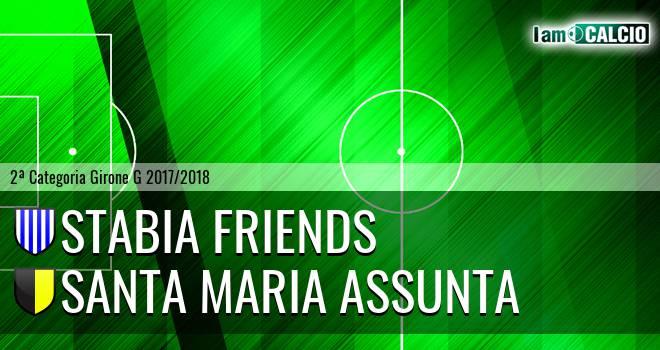 Stabia friends - Santa Maria Assunta