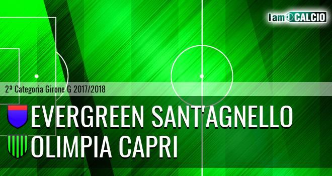 Evergreen Sant'Agnello - Olimpia Capri
