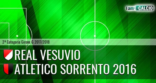 Real Vesuvio - Atletico Sorrento 2016