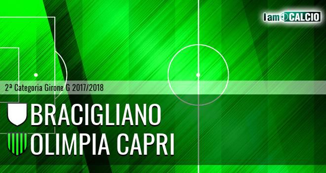 Bracigliano - Olimpia Capri