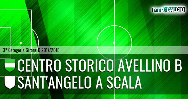 Centro Storico Avellino B - Sant'Angelo A Scala