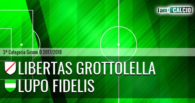 Libertas Grottolella - Lupo Fidelis