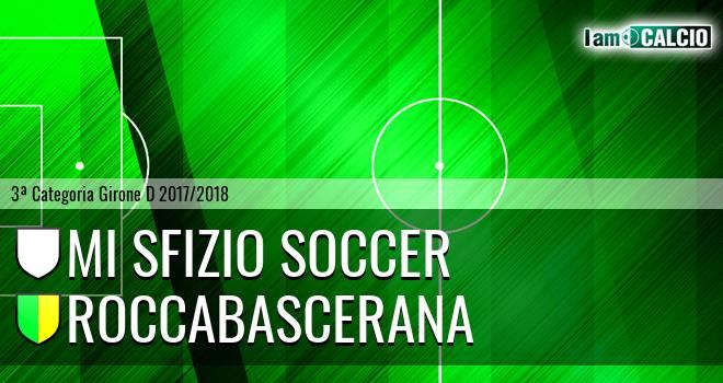 Mi Sfizio Soccer - Roccabascerana