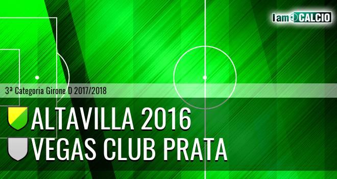 Altavilla 2016 - Vegas Club Prata