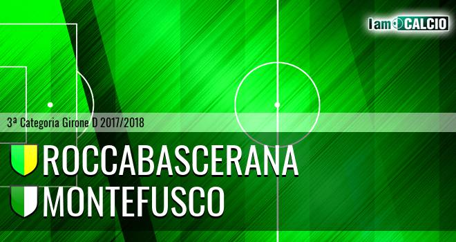 Roccabascerana - Montefusco