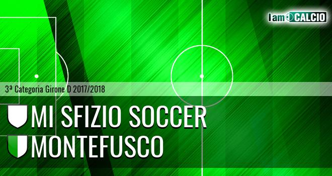 Mi Sfizio Soccer - Montefusco