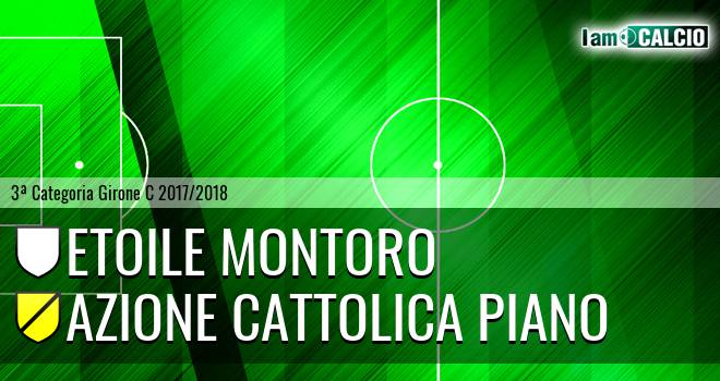 Etoile Montoro - Azione Cattolica Piano