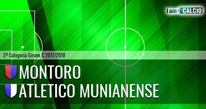 Montoro - Atletico Munianense