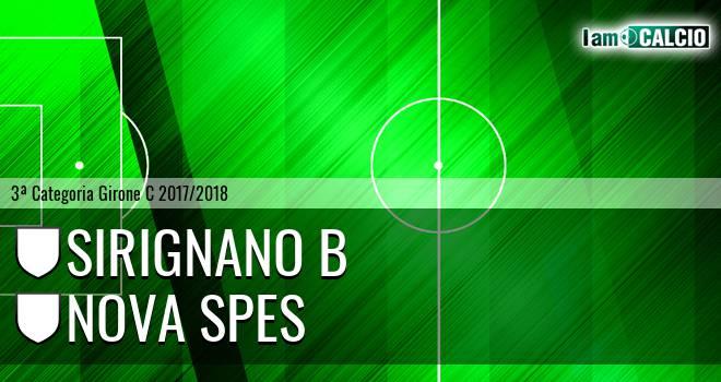 Sirignano B - Nova Spes