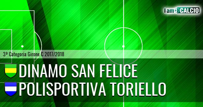 Dinamo San Felice - Polisportiva Toriello