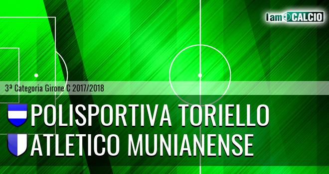 Polisportiva Toriello - Atletico Munianense