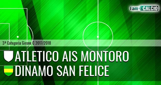 Atletico Ais Montoro - Dinamo San Felice