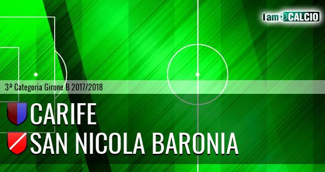 Carife - San Nicola Baronia