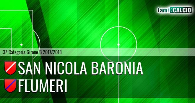 San Nicola Baronia - Flumeri