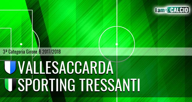 Vallesaccarda - Sporting Tressanti