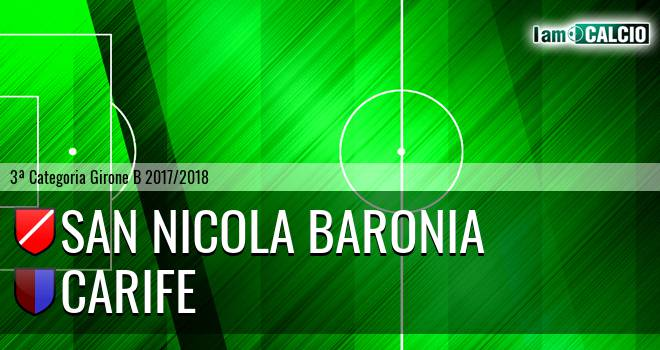 San Nicola Baronia - Carife