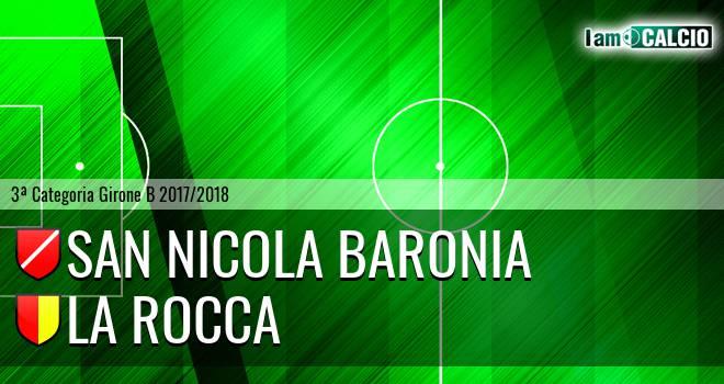 San Nicola Baronia - La Rocca