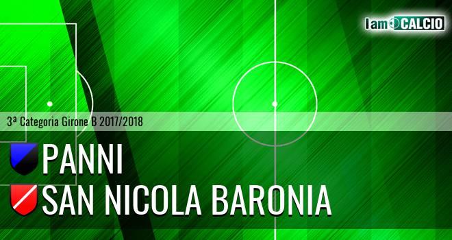 Panni - San Nicola Baronia