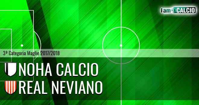 Noha Calcio - Real Neviano
