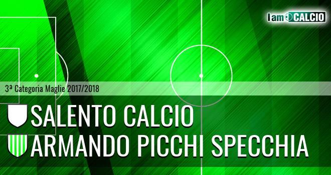 Salento Calcio - Armando Picchi Specchia