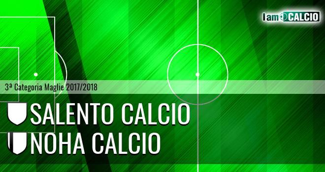 Salento Calcio - Noha Calcio