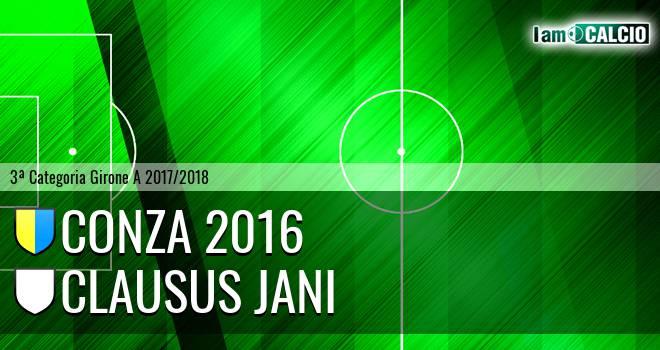 Conza 2016 - Clausus Jani