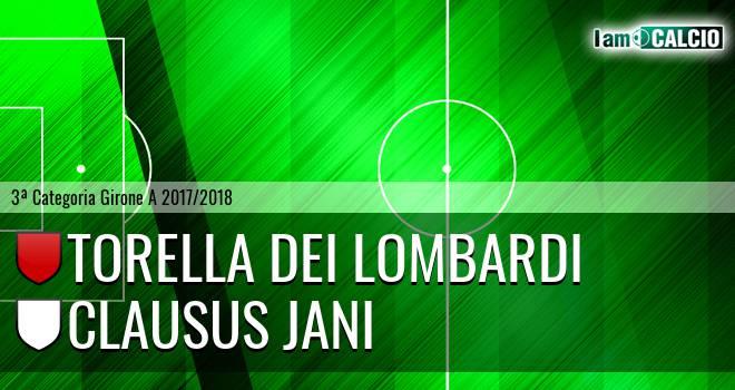 Torella dei Lombardi - Clausus Jani