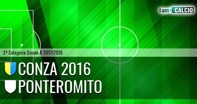 Conza 2016 - Ponteromito