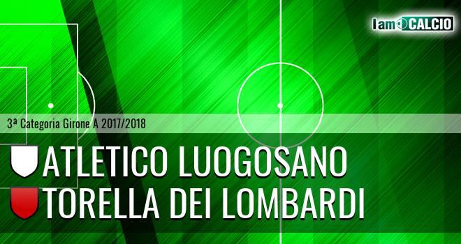 Atletico Luogosano - Torella dei Lombardi