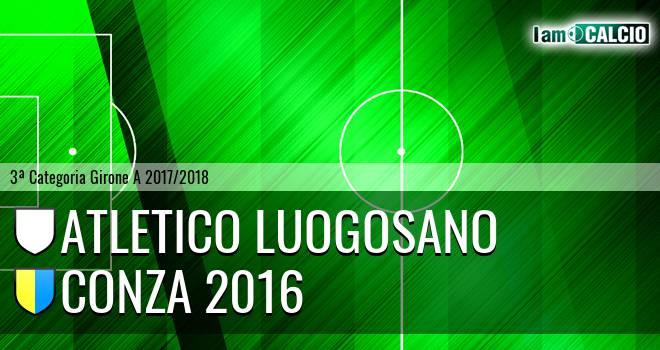 Atletico Luogosano - Conza 2016