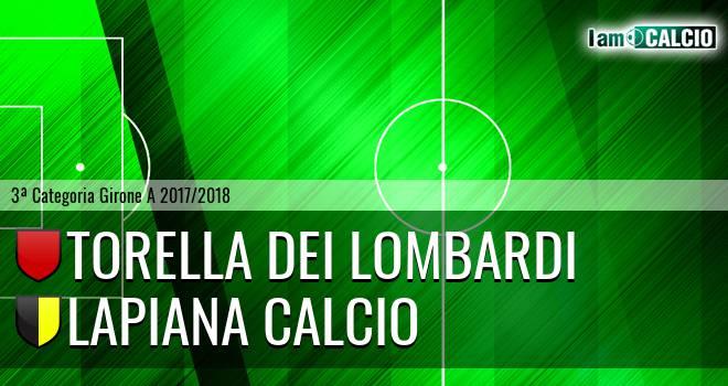 Torella dei Lombardi - Lapiana Calcio