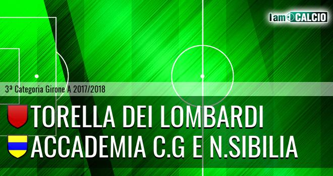 Torella dei Lombardi - Accademia C.G e N.Sibilia
