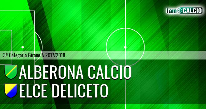 Alberona Calcio - Elce Deliceto
