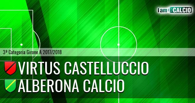 Virtus Castelluccio - Alberona Calcio
