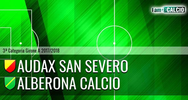Audax San Severo - Alberona Calcio