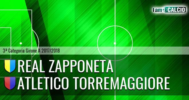 Real Zapponeta - Atletico Torremaggiore