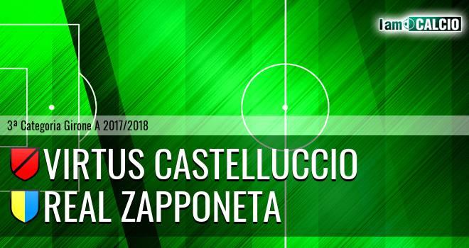 Virtus Castelluccio - Real Zapponeta