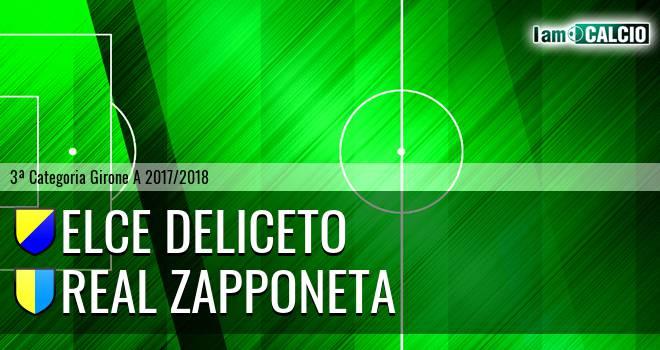Elce Deliceto - Real Zapponeta