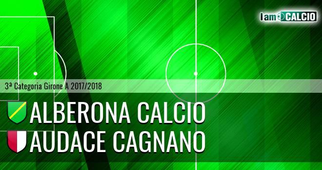 Alberona Calcio - Audace Cagnano