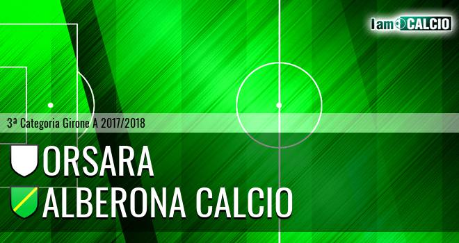 Orsara - Alberona Calcio