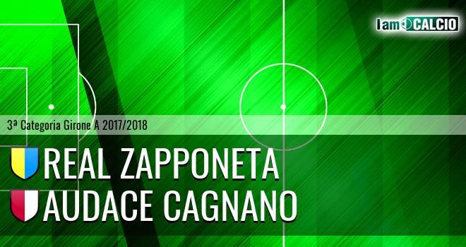 Real Zapponeta - Audace Cagnano