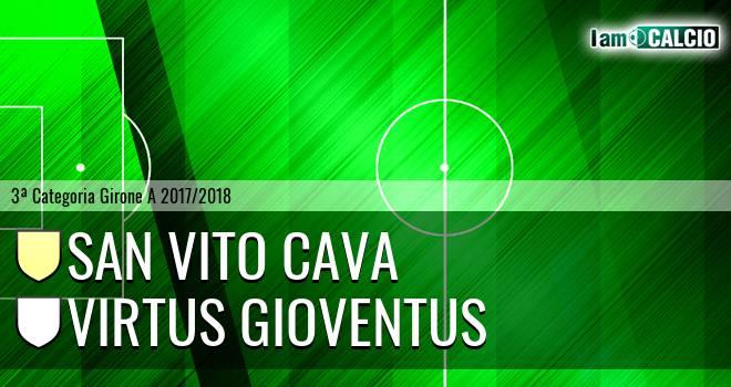 San Vito Cava - Virtus Gioventus