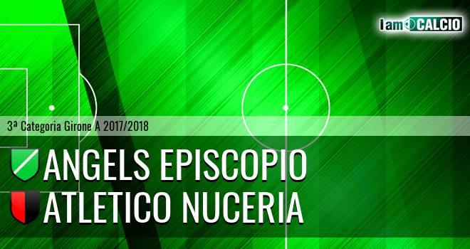 Angels Episcopio - Atletico Nuceria