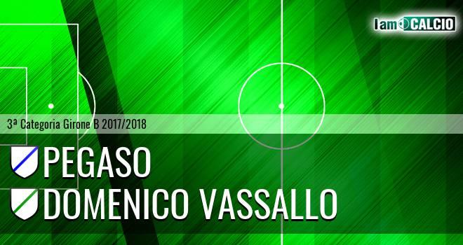 Pegaso - Domenico Vassallo