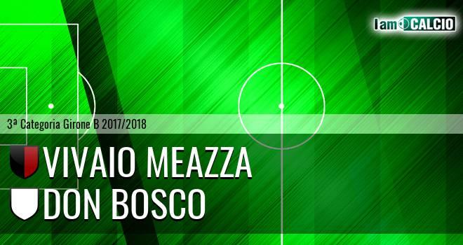 Vivaio Meazza - Don Bosco